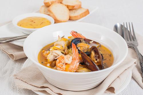 bouillabaisse provencalcuisine