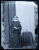 """Early portrait of a nun in an improvised outdoor studio - wet plate collodion #4 • <a style=""""font-size:0.8em;"""" href=""""http://www.flickr.com/photos/24469639@N00/7939163920/"""" target=""""_blank"""">View on Flickr</a>"""