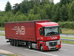 ND 12 (Mulligan2001) Tags: truck renault magnum norbertdentressangle