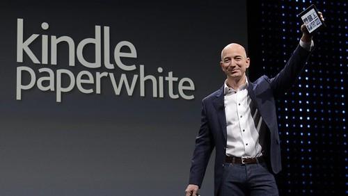 Amazon devela nuevo Kindle Fire más grande
