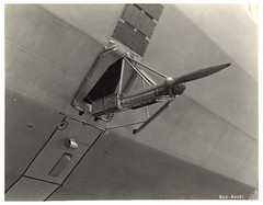 Photograph of a Propeller on a Dirigible, ca. 1933 (The U.S. National Archives) Tags: aircraft aviation zeppelin airship propeller usnavy radiator usn goodyear dirigible maybach lighterthanair navalaviation unitedstatesnavy vl2 goodyearzeppelin ussakron maybachvl2 usnationalarchives zrs4 ussakronzrs4 nara:arcid=6708579 goodyearzeppelincorporation