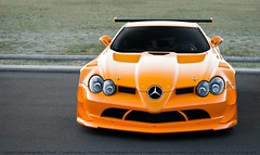 I've finally seen the orange beast! |Explored #18 (SvenK | Carspottography) Tags: orange slr cars photoshop germany photography 50mm mercedes design nikon europe stuttgart unique hard gimp bblingen mclaren editing gt nikkor 18 tuning sven rare exclusive supercar afs gtb facebook sindelfingen lightroom tuned meilenwerk carspotting svenk streetlegal hypercar fanpage d3000 worldcars klittich carspottography 814hp