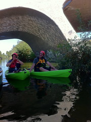 7974754801 af6816dd3e m Kayaking on the LA River (yes, it is navigable!)