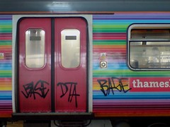 BASE>DTA (piers mason) Tags: london train underground graffiti stencil montana tag tube tags writer blackfriars cans graff piece burner runner mop overground bombing dubs belton throwup fills chromes trackside tagger stainer fatcap tox ldn kobra throwie chromeandblack fuckbtp