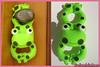 Sapinho (Fofuchinhos) Tags: porta feltro sapo decoração maçaneta