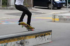 Skinny (l0b0) Tags: switzerland action zurich skating skater bckeranlage