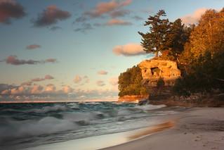 Pictured Rocks - Chapel Beach