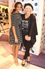 Alesha Dixon, Amanda Brunker Guests arrive at Ireland's largest shoe department 'The Arnotts Shoe Garden', Arnotts, Dublin, Ireland