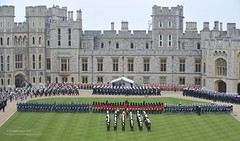 Queen's Diamond Jubilee Parade and Muster at Windsor Castle (Defence Images) Tags: uk family castle female elizabeth jubilee military royal free parade queen diamond 2nd ii second windsor british hm defense muster royalty defence qe2 hermajesty