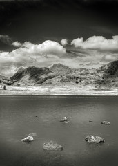 Staring into Beauty (violinconcertono3) Tags: lake mountains london water landscapes flickr unitedkingdom fineart lakedistrict lakeland langdale fineartphotography davidhenderson bleatarn langdalepikes fineartphotographer londonphotographer 19sixty3 19sixty3com