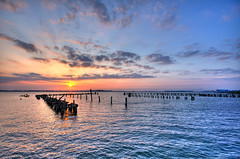 Sunrise over the island Rgen / Explore - Front Page (matt.koerner1) Tags: sunrise germany island deutschland raw pentax insel matthias rgen sonnenaufgang stralsund k5 strelasund mecklenburgvorpommern krner sigma1020 schwedenschanze