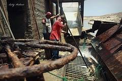 Salinas de Araya (Lesly Martínez) Tags: salinas sal araya obreros estadosucre