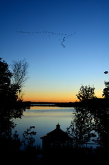 Twilight Flyby (Dean Martin (Thirdeyepics)) Tags: house love home loving mom hospice vale angels sudbury nurse care volunteer maison maisonvalehospice hospiv