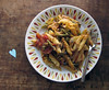 vegetable pasta bake (you can count on me) Tags: vegetables dinner pasta poppytalk