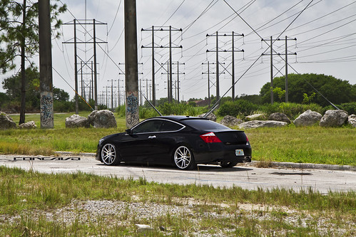 Lowered Honda Accord Coupe Honda Accord Coupe Concavo