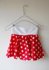 Falda circular a lunares / Polka dots circle skirt (~ tilde ~) Tags: handmade sewing skirt falda hechoamano kidscloths