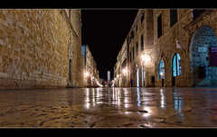Dubrovnik by night (Paul Lapinski) Tags: night croatia dubrovnik chorwacja nocne apiski