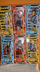 Monster High rare clone  2012 (super.star.76) Tags: abbey monster high venus clone rare 2012 clon rochelle ghoulia clawdeen nefera