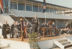 1965 WTC Official Opening (University of Wollongong Archives) Tags: wtc uow universityofwollongongarchives wollongongteacherscollege