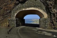 Túnel (letrucas) Tags: españa spain tenerife canaryislands islascanarias puntadeteno buenavistadelnorte