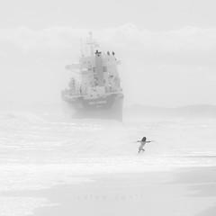 la nia y el barco (salvix.) Tags: