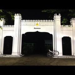 จันทรเกษม #bangkok #thailand #bicycle #bikeporn #biketrial #streettrial #streettrial #ประเทศไทย