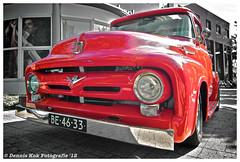 """""""Ford F100"""" (Dennis Kok) Tags: ford fotografie wheels f100 tokina 28 1956 dennis kok emmen on 1116mm"""