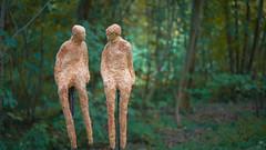 hoog geluk (Lexe-I) Tags: bea beelden van klei sculptures terracota hoog geluk ijzerenberg dorpe
