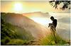People, Camera, and Nature (Bali Freelance Photographer) Tags: bali lake silhouette sunrise canon indonesia landscape eos photographer hunting mount batur kintamani landscaper madeyudistira myudistiraphotography