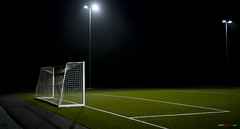 Game over (bent inge) Tags: green sport norway evening norge football goal fotball 2012 rogaland sif socker nett ryfylke finny footballstadion bentingeask askphoto