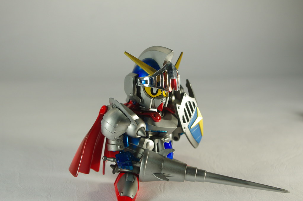 SD Knight Gundam  by K-5 & 18-55