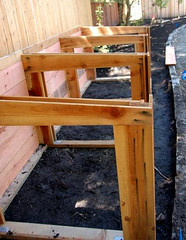 "3-Bin Compost Bin - install • <a style=""font-size:0.8em;"" href=""https://www.flickr.com/photos/87478652@N08/8072756010/"" target=""_blank"">View on Flickr</a>"