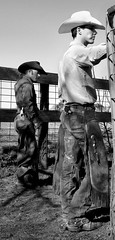 buddy_cowboys_79 (ORcowboy52) Tags: cowboy boots spurs chaps chinks