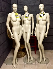 The Three Graces 212/366 (2) ( Georgie R) Tags: mannequins crawleycameraclub tilgate crawley sussex threegraces