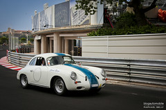 Porsche 356 (Raphal Belly Photography) Tags: rb raphal monaco principality principaut mc montecarlo monte carlo french riviera supercar supercars car cars automobile raphael belly eos canon photographie photography exotic grand prix historique gp acm club historic old voiture race racing motorsport sport course porsche 356 white blanche blanc bianca bianco