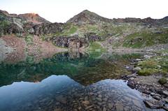 (Skiwalker79) Tags: valledaosta cogne gimillan italy italia tenda trekking montagna mountains alpi alps panorama landscape lago lake arbolle rifugioarbolle camminatefotografiche