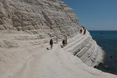 Scala dei Turchi (Life is a space journey) Tags: italy sicily travel fuji x100t scala turchi beach