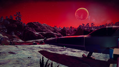 No man's Sky (Screenshotgraphy) Tags: 1440p 1070 game gaming gtx geek geforce goty galaxy screenshot steam screenshotgraphy saturne space spatial sky stars sunset astronomy astronomie astronaut awesome astral landscape earth mars nasa explore epique mercure neptune venus beautifull resolution universe jupiter interstellar world spaceengine nebular nebuleuse comet comete pulsar pc planet planetarium blackhole gravitation fondnoir abstrait texture nms nomanssky