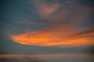 Mid-August Skies