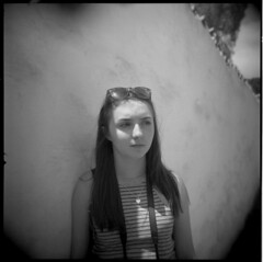 San Diego Old Town - August 2016 (Andrew Bartram (WarboysSnapper)) Tags: holga plasticlens toycamera portrait sandiego oldtown ilford ilfordphoto hp5 ddx14 film scan epsonv500 believeinfilm