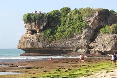 Plage de Balangan Bali (GeckoZen) Tags: balangan plage beach surf vagues waves bali indonesia falaise cliff