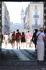 IMG_20160814_1853_002_ff (fabri192020) Tags: people street streetlife streetphotography citylife urbanlife torino piazzacastello palazzoreale