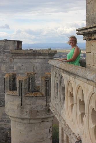 Climbing the Cathedral Tower, Bezier
