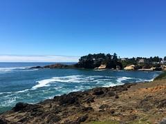 Depoe Bay, Oregon (Tina Stadeli) Tags: