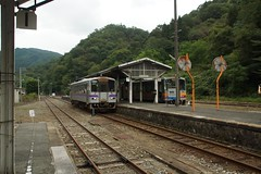 DSC03712 (Alexander Morley) Tags: japanese railway society japan trains jr west bingo ochiai kisuki geibi line