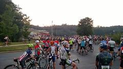 6 Gap 2016 Start Queue (Chris Usrey) Tags: 6 gap dahlonega cycling 100 miles ouch
