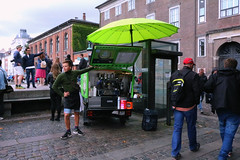 Coffee to go! (LaDani74) Tags: people street guy coffee togo copenhagen denmark danmark danimarca drink nyhavn danish selfie