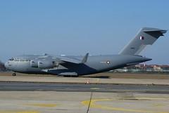 MDD C 17A Globemaster ~ MAA  Qatar AF (Aero.passion DBC-1) Tags: dbc1 aeropassion david biscove aviation avion aircraft plane spotting lbg bourget mdd c17 globemaster ~ maa qatar af