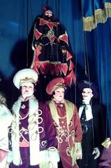#pupi #pupinapoletani #puparo #luciocorelli #operadeipupi #torreannunziata #tradizione #napoli #southitaly #art #marionette #marionets #puppets (cattivo costume) Tags: napoli operadeipupi marionette luciocorelli puppets art southitaly puparo pupi marionets pupinapoletani tradizione torreannunziata