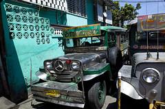Jeepney (4) (momentspause) Tags: ricohgr ricoh jeepney vehicle transportation manila philippines travel wall
